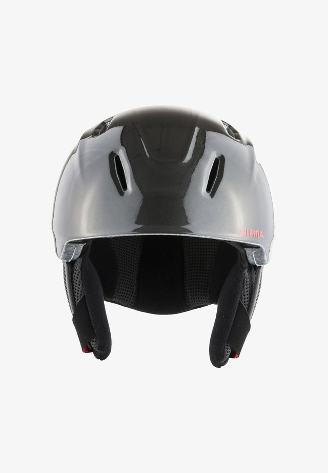 CARAT LX - Casque - charcoal-red