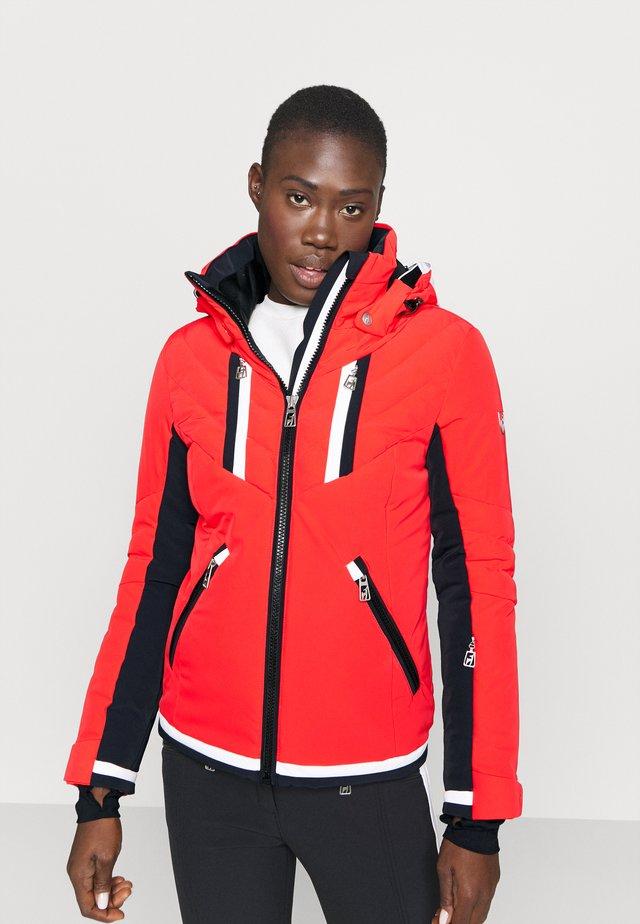 HENNI - Ski jas - pink red