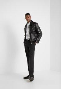 HUGO - EMILIONN EXTRA SLIM FIT - Camicia elegante - open white - 1