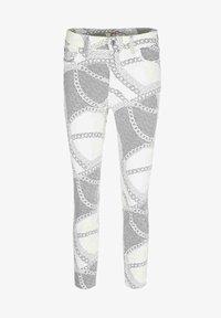 Marc Cain - Jeans Skinny Fit - white and navy - 2