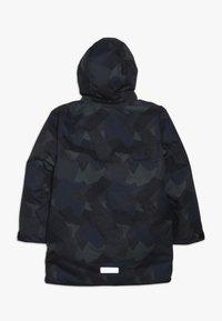 Hummel - HMLTRAVIS SKIJACKET - Snowboard jacket - dark navy/olive night - 1