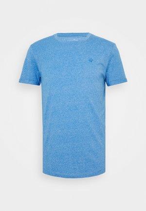 Jednoduché triko - water sport blue