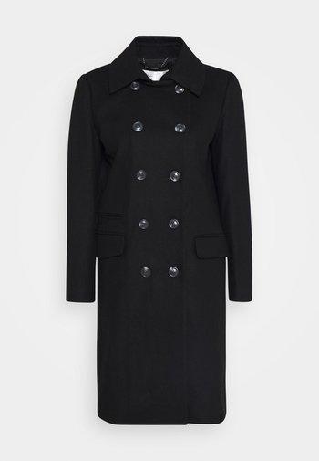 ZAIDA COAT - Classic coat - black