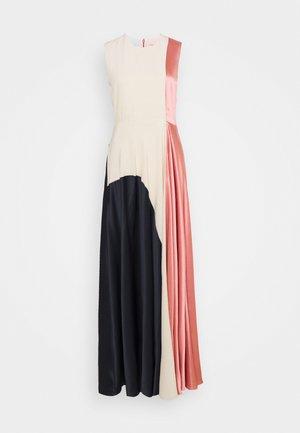 ROWAN DRESS - Společenské šaty - porcelain/rose/midnight
