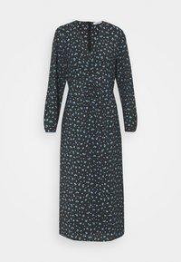 EDITED - NORA DRESS - Day dress - schwarz/blau - 4