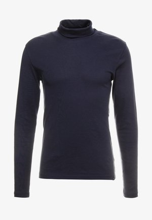 LONGSLEEVE TURTLENECK - Long sleeved top - total eclipse