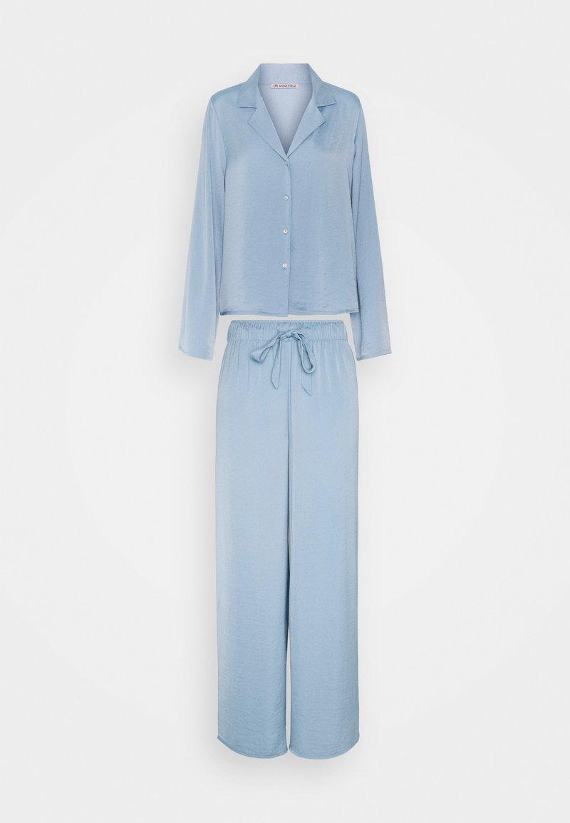 Anna Field - Pyjamas - blue denim