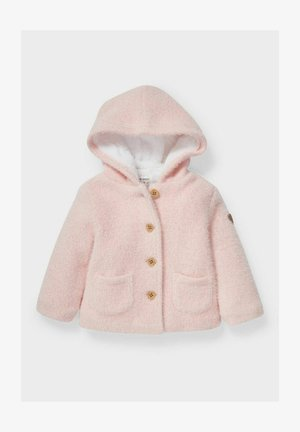 Winter coat - rose melange