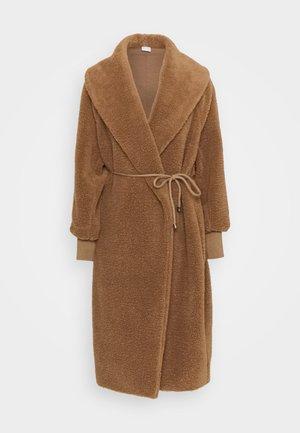 MATASSA - Winter coat - kamel