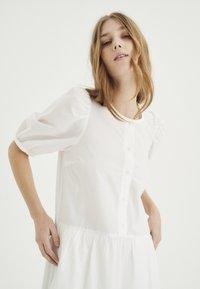 InWear - Day dress - pure white - 2