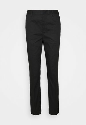 BELL STRUCTURED - Chinos - black