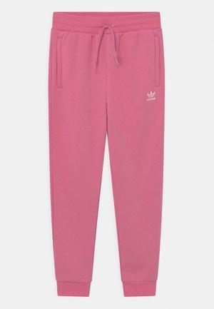 UNISEX - Pantaloni sportivi - rose tone/white