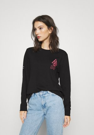 SUPPLY - Long sleeved top - black