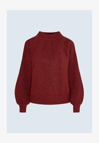 Pepe Jeans - CLOTILDA - Svetr - tibetan red - 4
