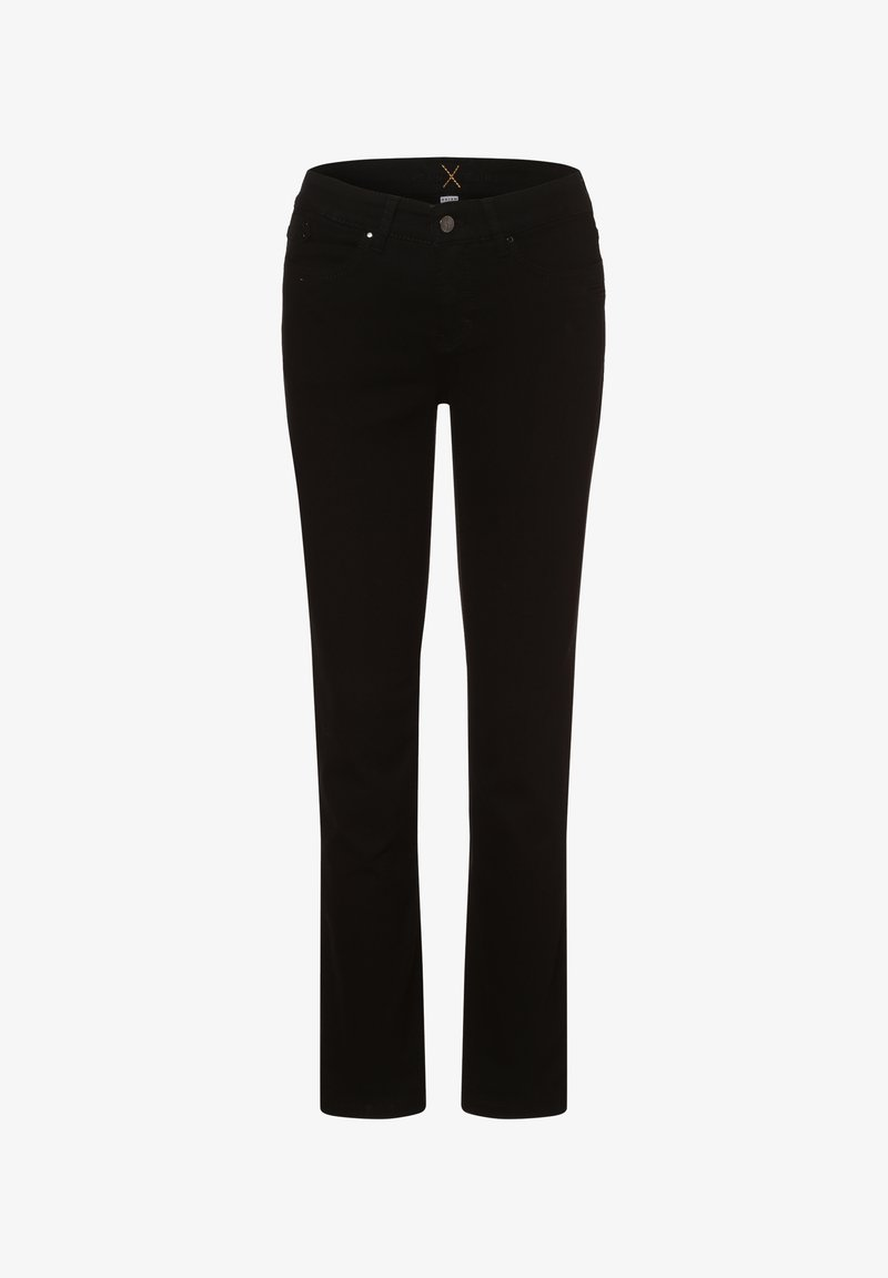 MAC - Slim fit jeans - schwarz