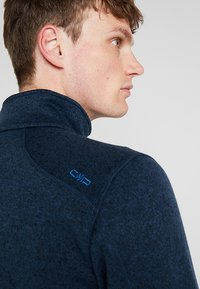 CMP - MAN JACKET - Fleece jacket - inchiostro - 4