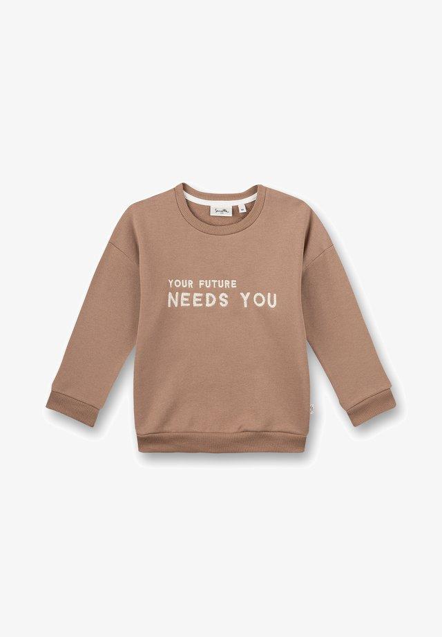 Sweater - braun