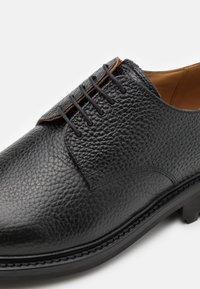 Grenson - CURT - Smart lace-ups - black - 5