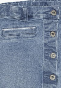 3 Pommes - SKIRT - Jupe en jean - indigo - 3