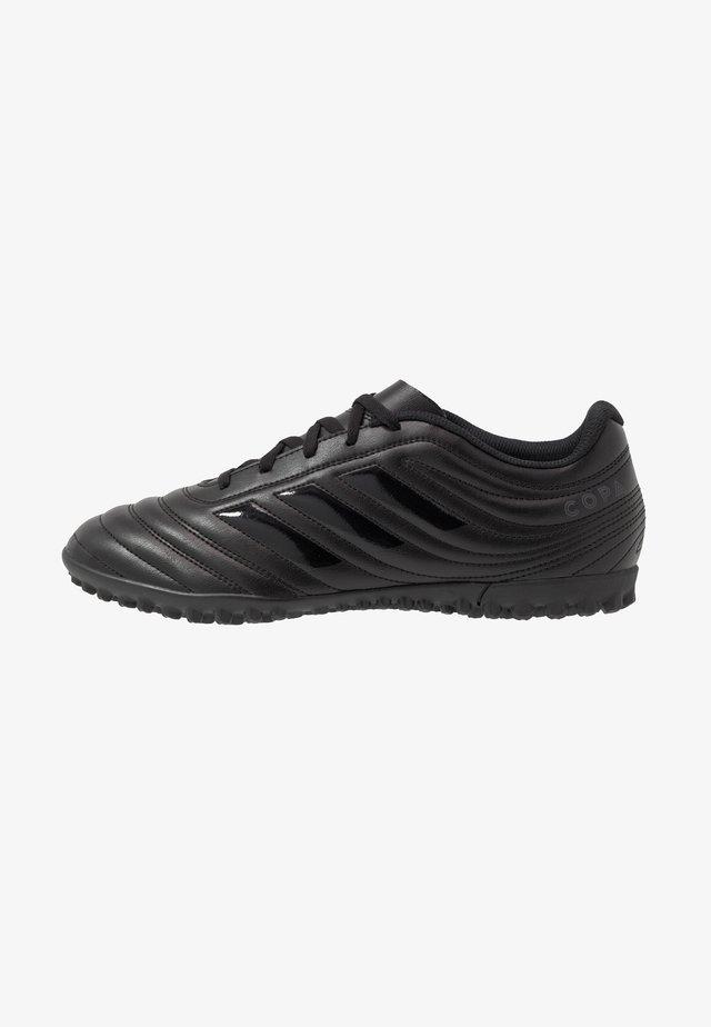 COPA 20.4 TF - Scarpe da calcetto con tacchetti - core black/solid grey