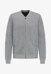 DreiMaster - DREIMASTER - Zip-up hoodie - grey melange - 4