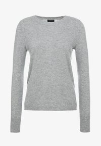J.CREW - LAYLA CREW - Pullover - heather grey - 4