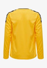 sports yellow/black