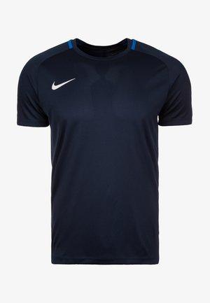 DRY ACADEMY - Print T-shirt - dark blue
