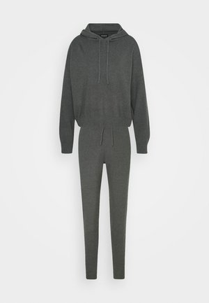 SET - Strikpullover /Striktrøjer - dark grey