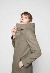 DRYKORN - SECSET - Classic coat - grey - 4