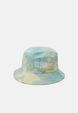 BUCKET HAT UNISEX - Sombrero - neon yellow/white/light green