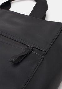 Zign - UNISEX - Shopping bag - black - 3