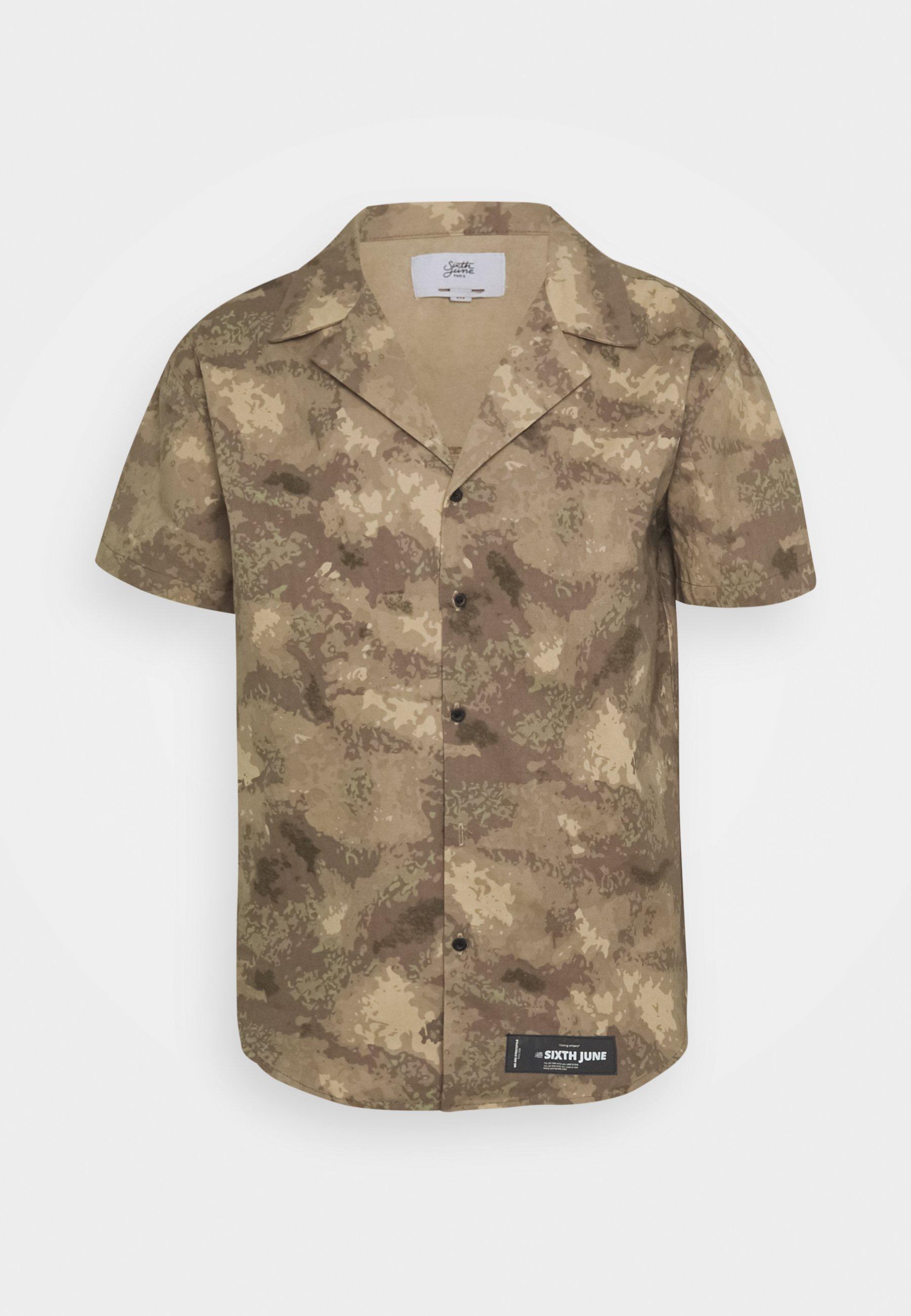 Men CAMO - Shirt
