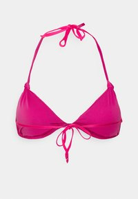 Nly by Nelly - RUCHED UP - Bikini - neon pink - 3