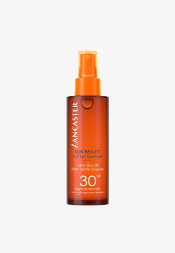 LANCASTER SUN BEAUTY BODY OIL FAST TAN OPTIMIZER SPF 30