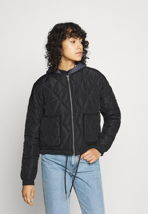 NMLUNA JACKET - Zimní bunda - black