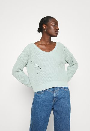 STITCHY - Jumper - green