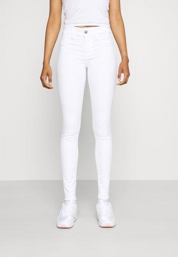 NEXT - Jeggings - sparkle white