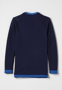 ODLO - CREW NECK PERFORMANCE WARM KIDS  - Camiseta interior - diving navy /energy blue - 1
