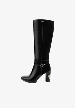 DRUENTO - High heeled boots - black