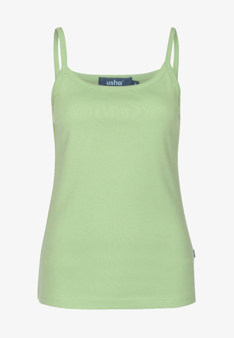 usha - Top - green