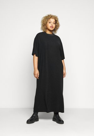 MIRA DRESS - Robe en jersey - black