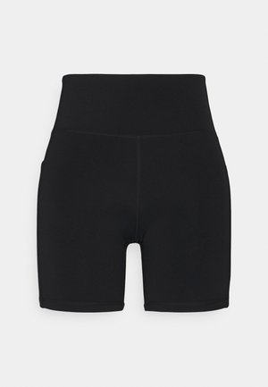 ULTIMATE BOOTY BIKE SHORT - Trikoot - black