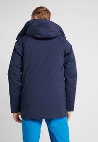 Patagonia - FROZEN RANGE 2-IN-1 - Down jacket - neo navy - 2