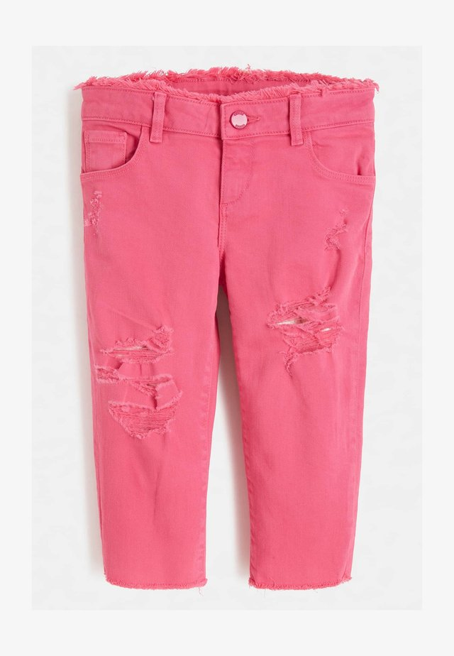DUFTENDE DENIMHOSE - Jeans Skinny Fit - rose