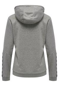 Hummel - AUTHENTIC - Hoodie - grey melange - 1