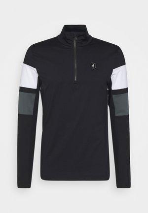 SAMU - T-shirt à manches longues - black