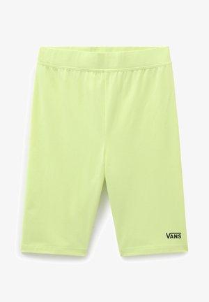 Shorts - sunny lime
