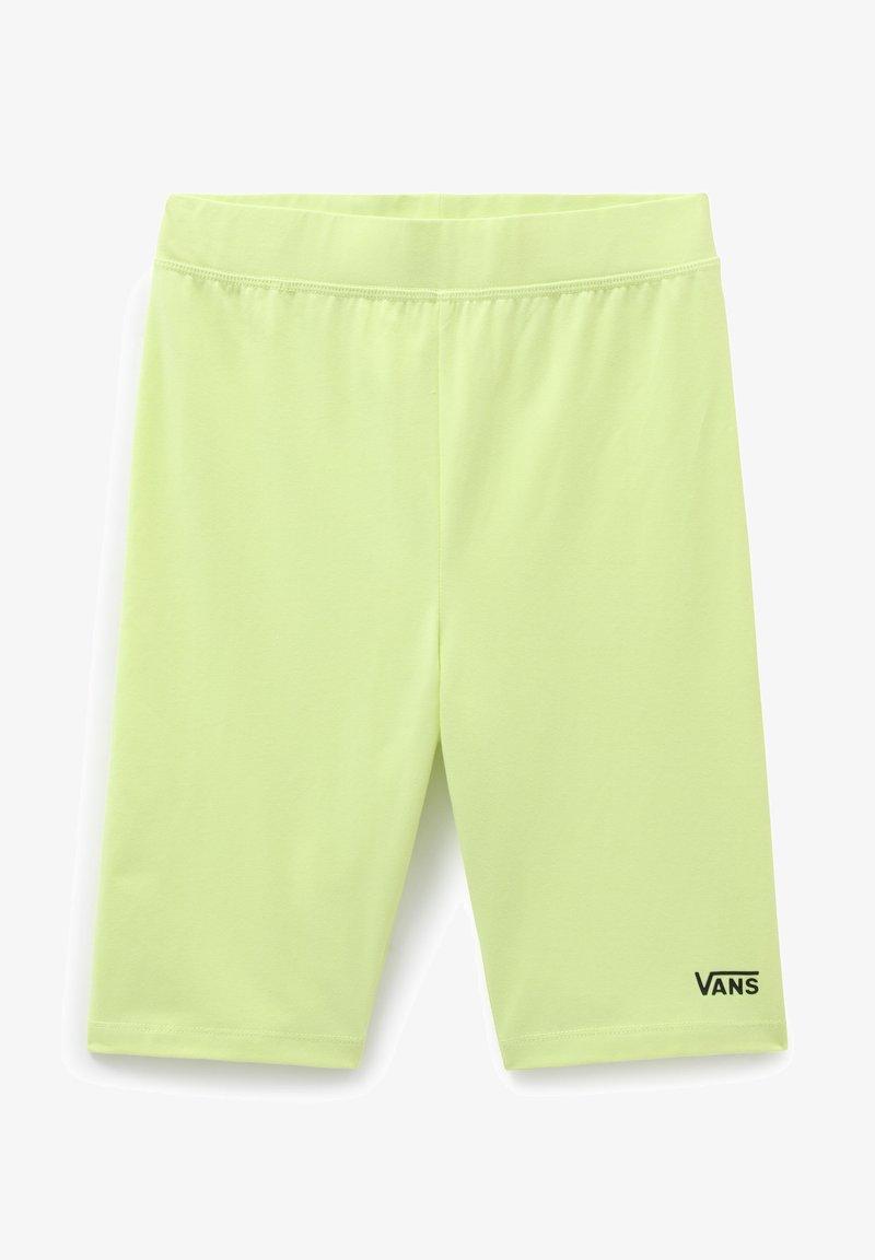 Vans - Shorts - sunny lime