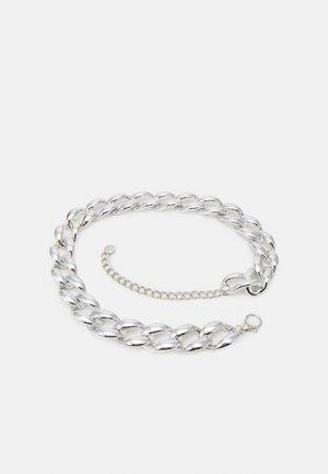 WEA - Waist belt - silver-coloured